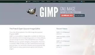 GIMP : Best Photoshop Alternative 2020