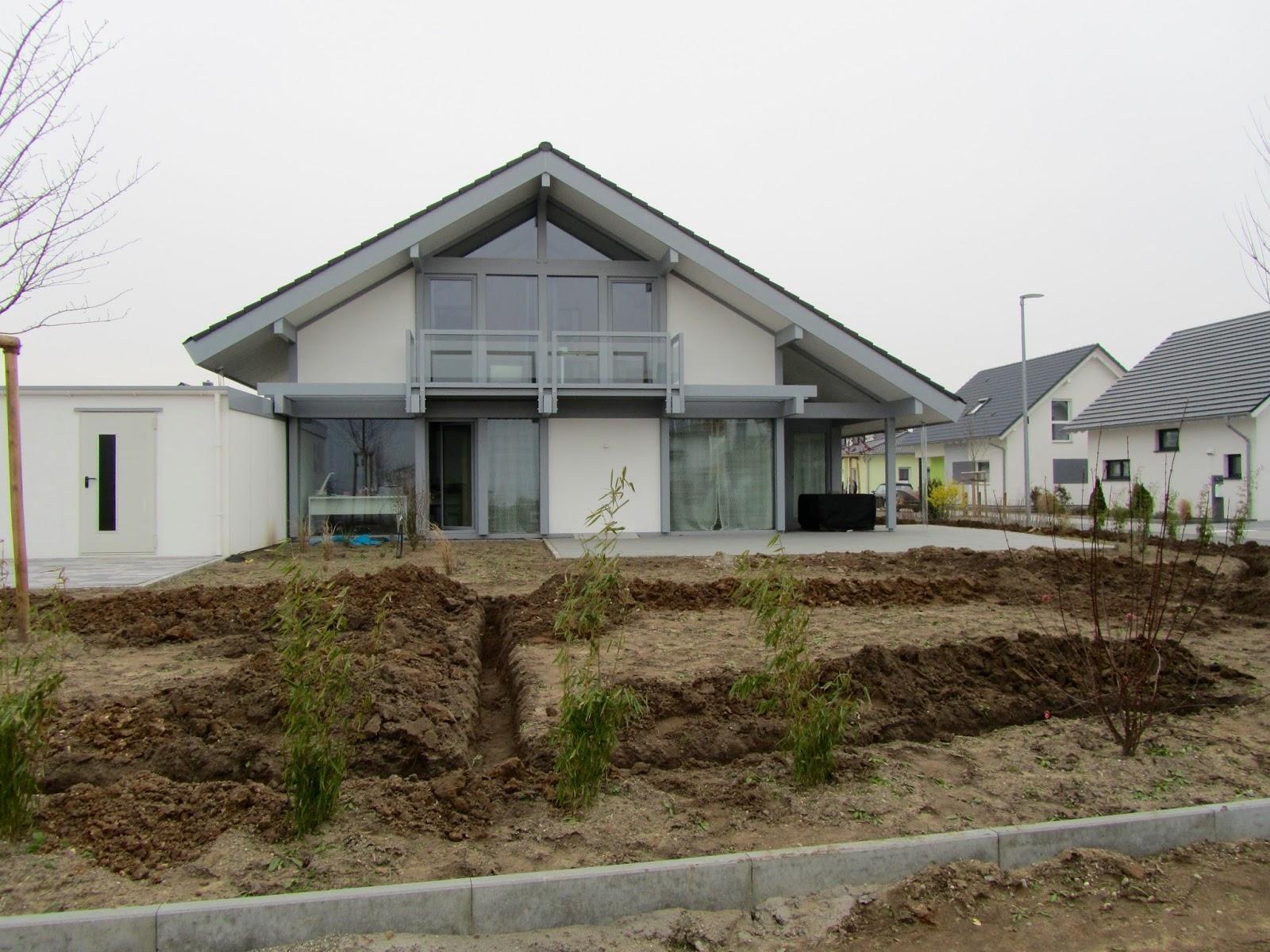 Top Unser Hausbau mit Davinci Haus: Garten: Bewässerungsanlage und UO82