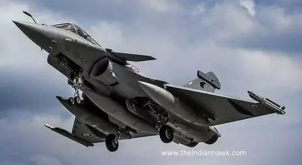 First F4-1 Rafale Test Campaign Successfully Conducted By France