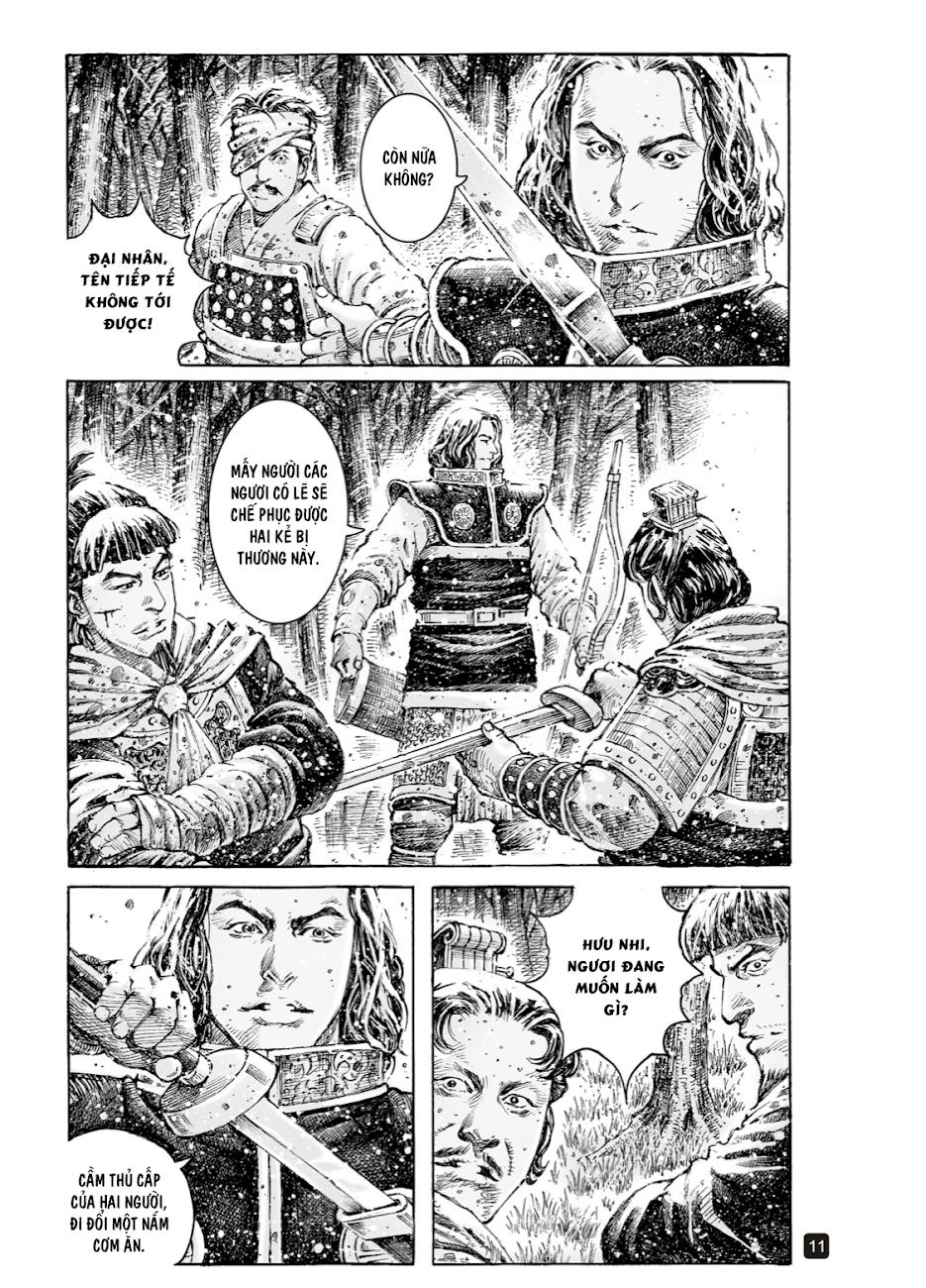 Hỏa phụng liêu nguyên Chương 528: Tào thị song hùng trang 11