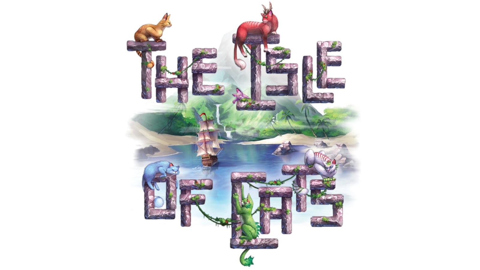 Kickstarter Highlights - Isle of Cats