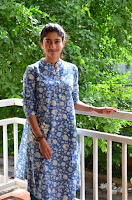 Sai Pallavi looks super cute in plain dress at her interview in Telugu about movie Fidaa ~ Exclusive Celebrities Galleries 005.JPG