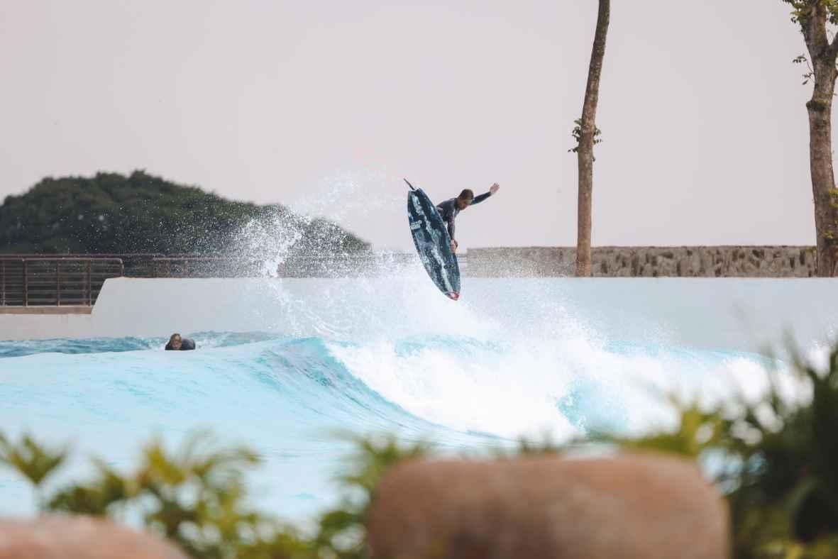 surf30 wavegarden brasil Wavegarden Praia da Grama Sam Pupo