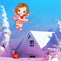 G2R Christmas Angel Fores…