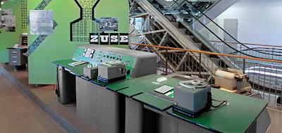 Computadora Z11 Zuse Museo Heinz Nixdorf
