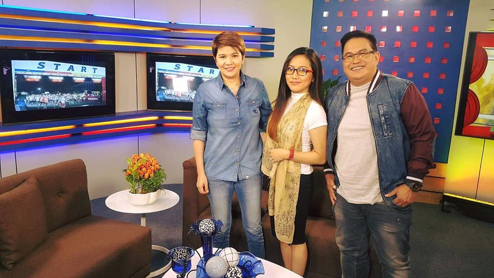 Guest At DZMM's Sakto