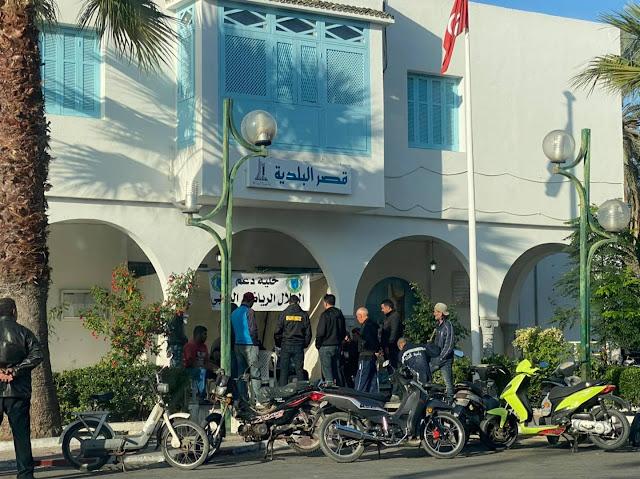 المهدية : عصيان مدني في الشابة احتجاجا على تجاهل الحكومة لملف الهلال