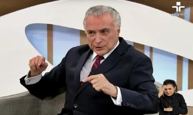 O ex-presidente Michel Temer (MDB) afirmou que o fato decisivo para a queda da ex-presidente Dilma Rousseff (PT) foi o Conselho de Ética da Câmara dos Deputados que julgava Eduardo Cunha, então presidente da Casa