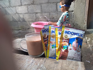 Indomilk susu bubuk, Susu bubuk untuk anak
