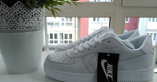 Las misteriosas Nike Air Force One (Aliexpress review)