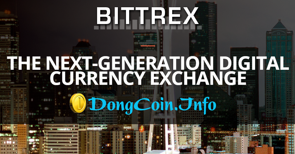 Trang chủ Bittrex