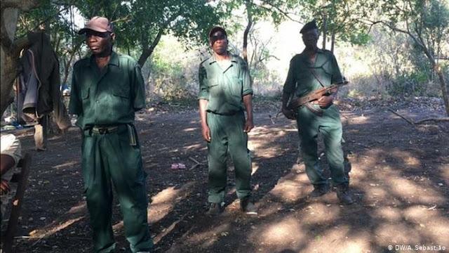"""Polícia relativiza ameaças à paz de """"Junta Militar da RENAMO"""""""
