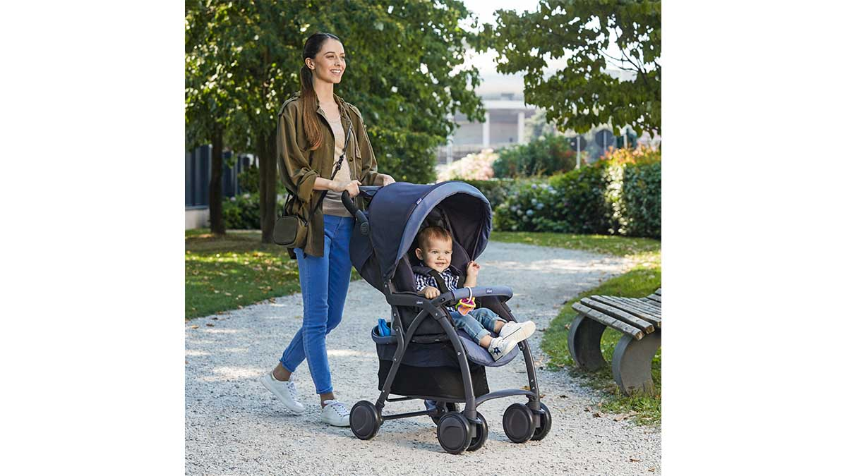 Chicco SimpliCity stroller – City life has never been so Comfortable