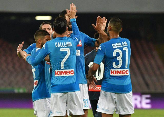 Napoli vs Nice