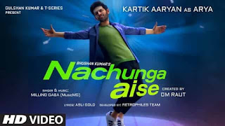 नाचूंगा ऐसे Nachunga Aise Hindi Lyrics - Millind Gaba