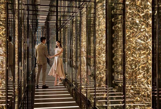 Ritz-Carlton Valentine's Day
