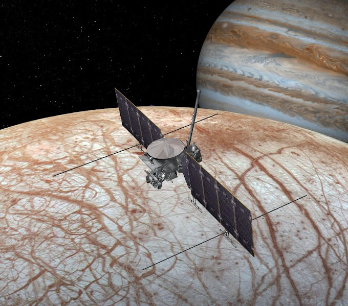 Space scientist Monica Grandy: Earth-like marine life in Europa's sea