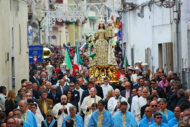 Processione della Madonna della Scala
