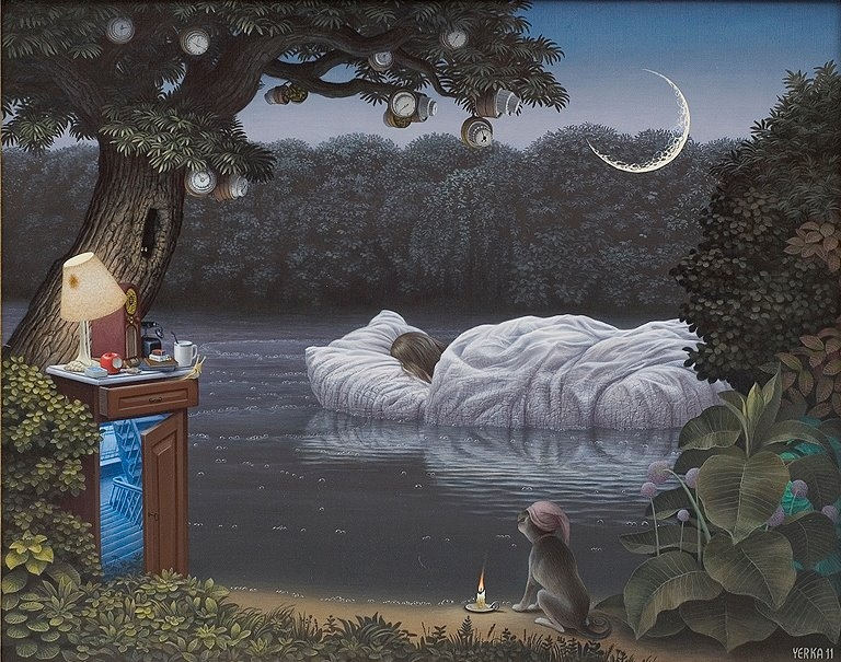 13-Untitled-Jacek-Yerka-Surrealism-in-Dreamlike-Oil-Paintings-www-designstack-co