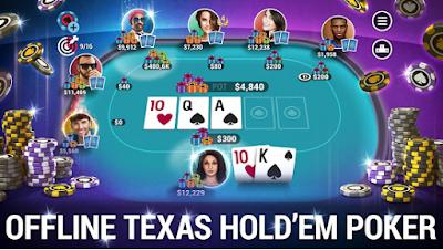 Poker World Offline Texas Holdem Aplikasi Game Poker Terbaik