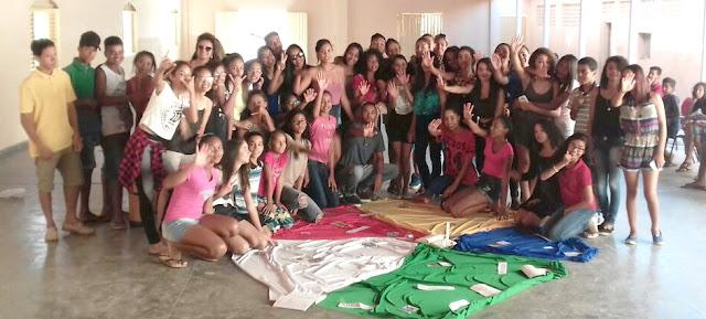Juventude Missionária promove encontro de formação na Bahia