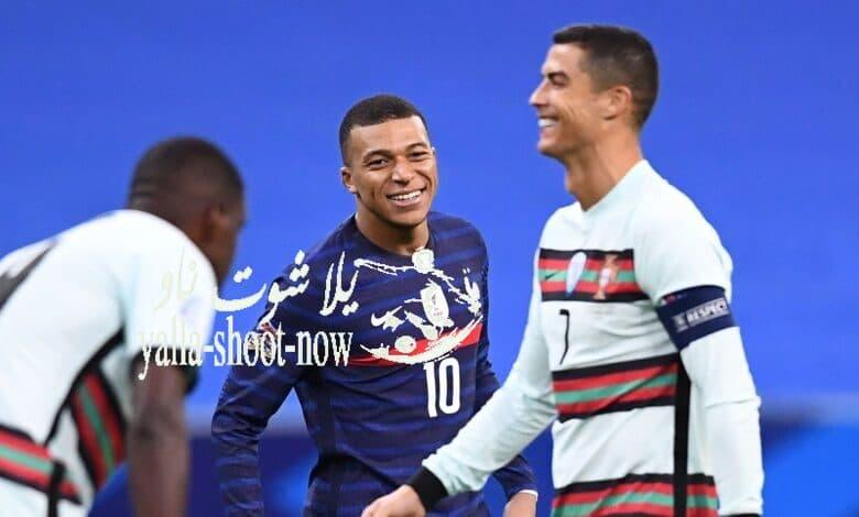 نتيجة مباراة فرنسا امام البرتغال اليوم دوري الامم الاوروبية