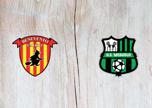 Benevento vs Sassuolo -Highlights 12 April 2021