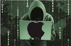 اختراق ايفون Apple