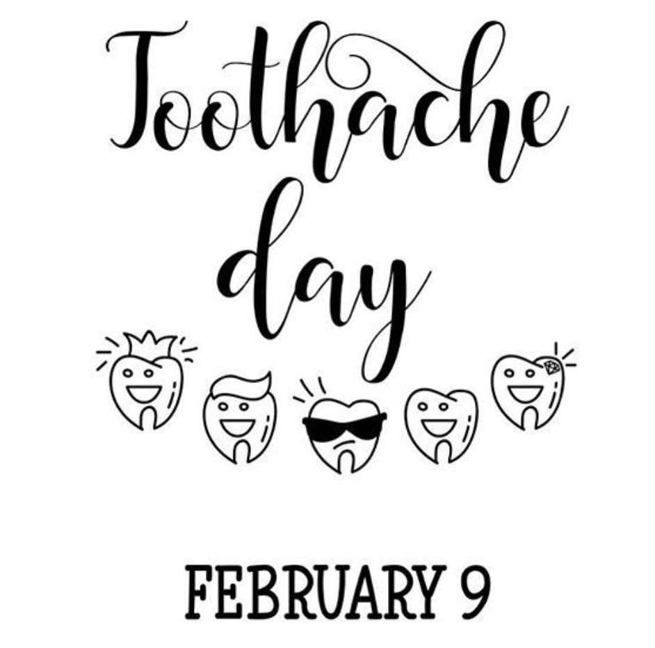 National Toothache Day Wishes for Instagram