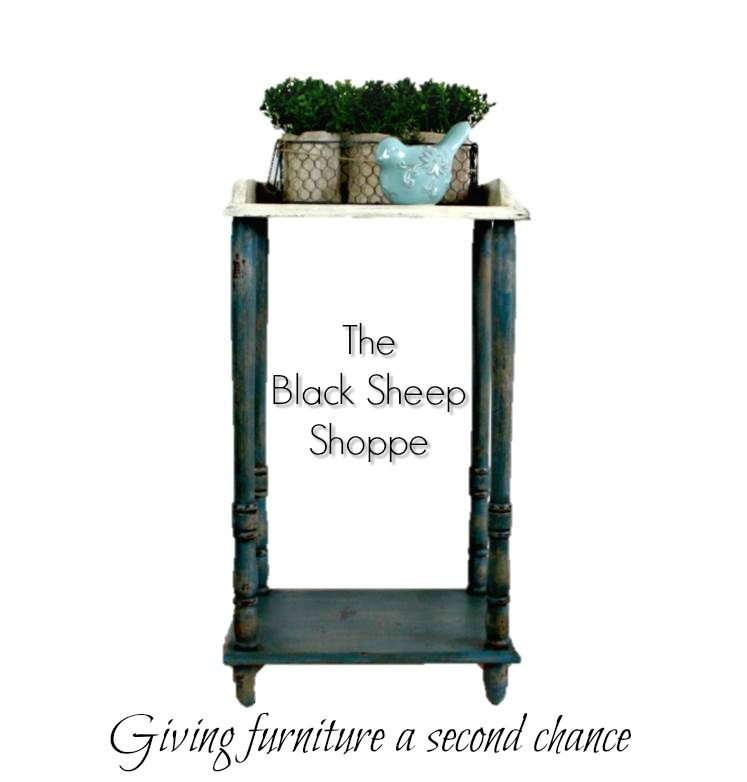 The Black Sheep Shoppe: Giving furniture a second chance.
