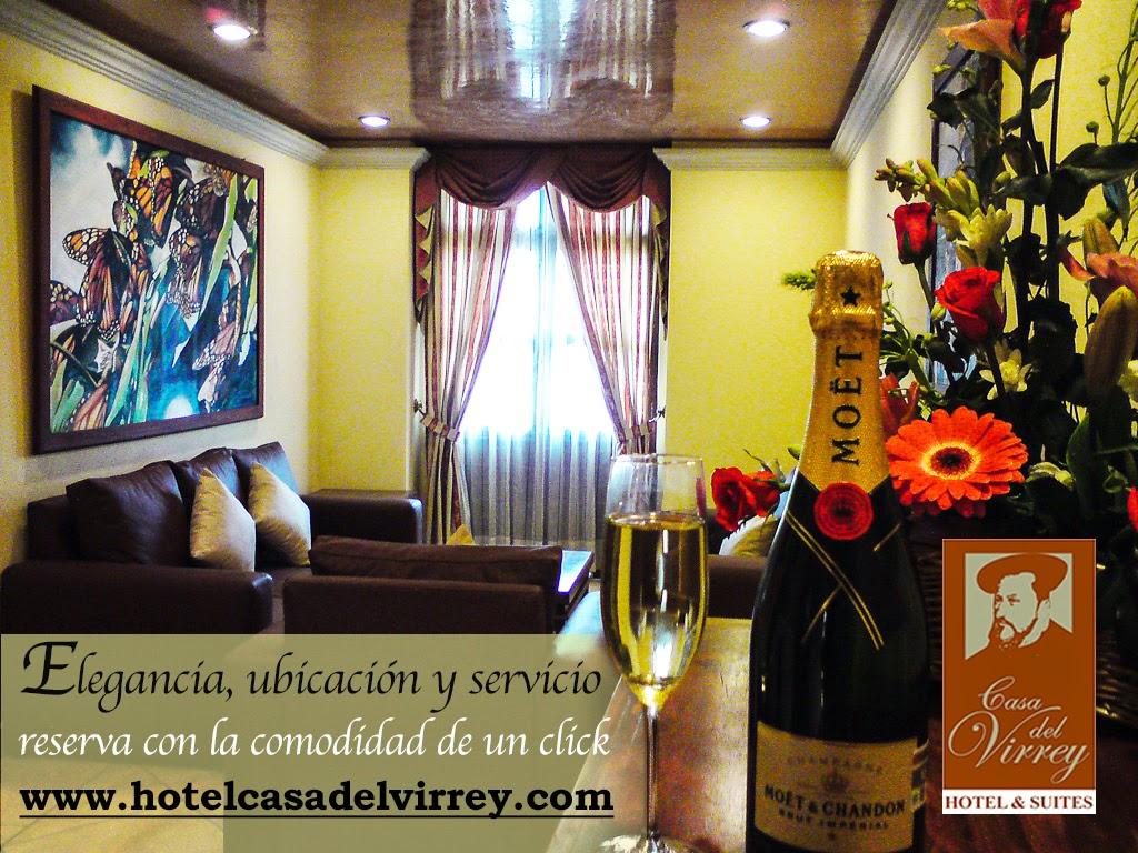 http://www.hotelcasadelvirrey.com/