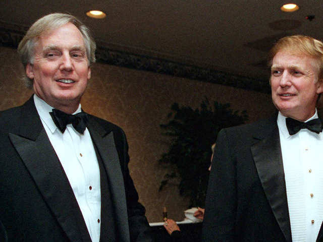 Donald Trump's younger brother, Robert S. Trump dies aged 71