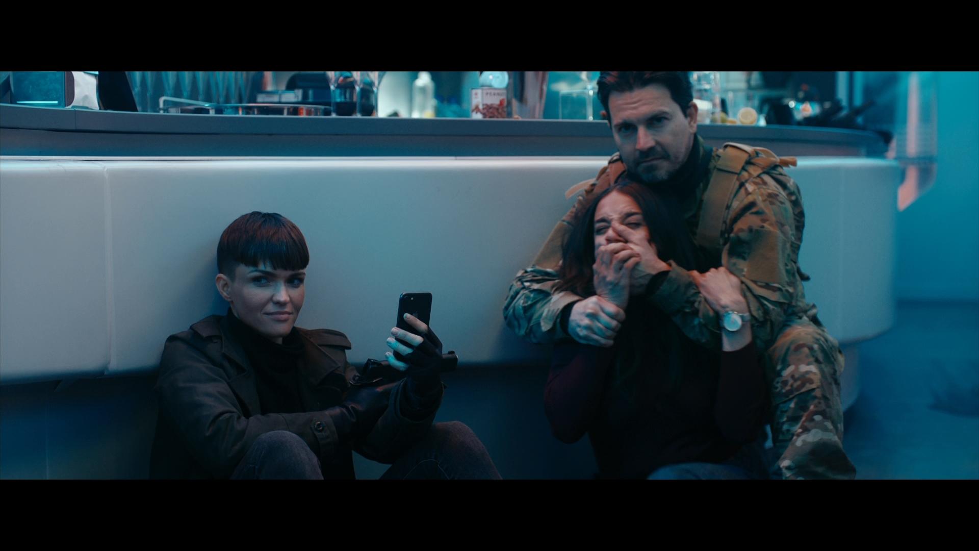 SAS: El ascenso del Cisne Negro (2021) 1080p BRRip Latino