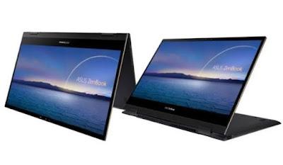 Harga dan Spefikasi Asus Zenbook Flip 13 UX371EA-HL701TS
