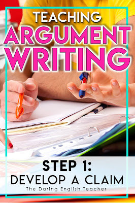 Teaching Argument Writing: Three Steps to Improve Instruction