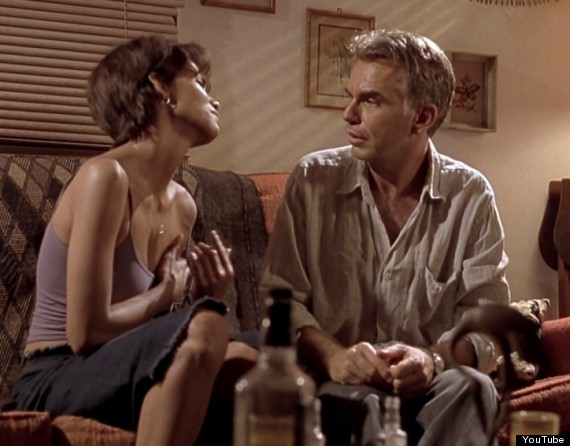 Doing Superb Work Opposite Oscar Winner Halle Berry As Correction Officer Hank Grotowski In The Raw Emotional 2001 Drama Monsters Ball