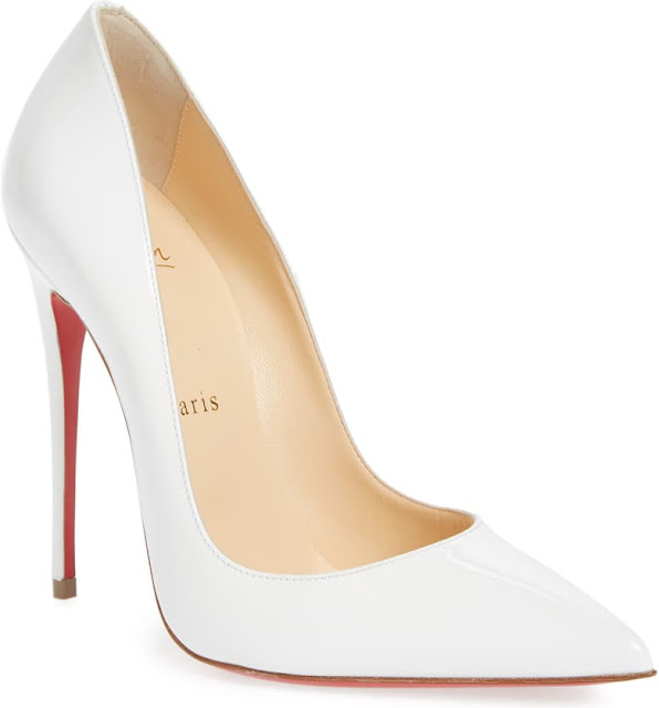 Christian Louboutin Kate Pointy Toe Pump
