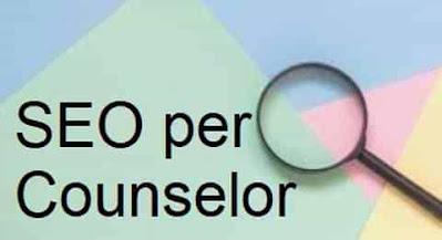 SEO per counselor
