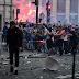 A selvageria de domingo na França representa água no chope dos ideólogos de esquerda que politizaram o título