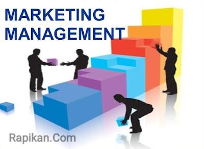 Jenis-Jenis Manajemen Pemasaran