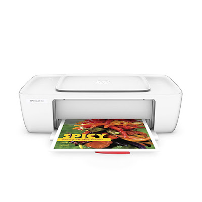 Main component of this HP colouring inkjet compact printer HP DeskJet 1112 Driver Downloads