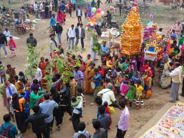 Karam Puja