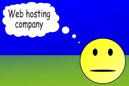 What is Web hosting? Where else should I get it?