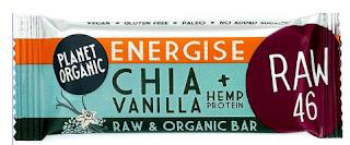 Cumpara de aici batoane proteice Planet Organic fara zahar, fara soia cu gust de vanilie, canepa si chia de aici.