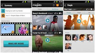 Aplikasi Edit Video Android Terbaik - Magisto