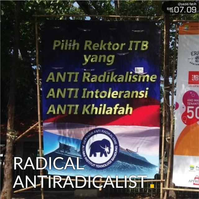 Radical Antiradicalist