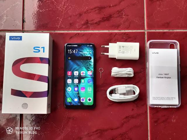 Paket Pembelian Vivo S1