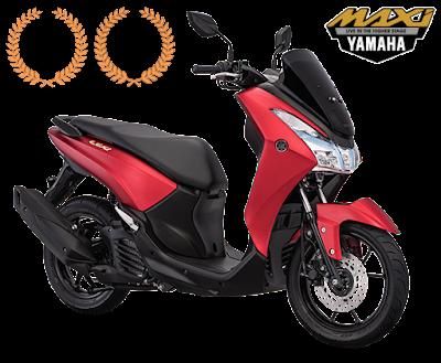 Ukuran Roller Yamaha Lexi Biar Kenceng