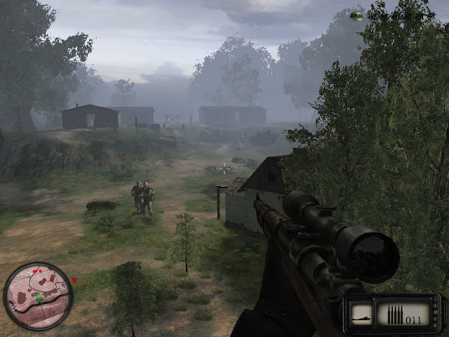 Sniper Art of Victory PC Free Full Version Gameplay 1