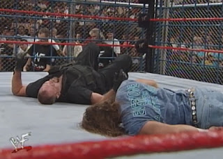 WWE / WWF - Unforgiven 1999 - The awful Kennel from Hell match